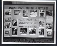 Maine Civil Defense in Pictures, 1955