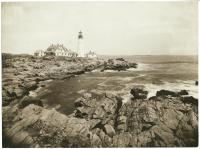 Portland Head Light, Cape Elizabeth, ca. 1930