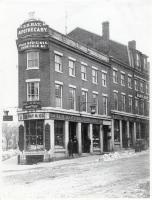 H.H. Hay building, Portland, ca. 1890