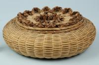 Penobscot urchin basket, ca. 1890