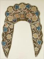 Penobscot cape collar, ca. 1870
