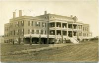 Administration building, Maine State Sanatorium, Hebron, ca. 1910