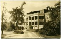 Administration building, Western Maine Sanatorium, Hebron, ca. 1940
