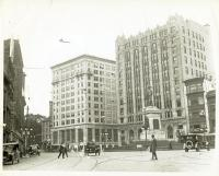 New Chapman building, Portland, 1924