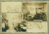 Offices, Maine State Sanatorium, Hebron, ca. 1909