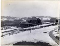 Dairy barn, Maine State Sanatorium, Hebron, ca. 1908
