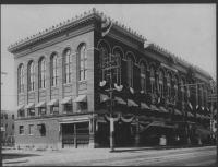 Masonic Building, Saco, ca. 1910