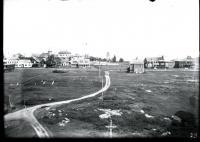 View toward Seaview Hotel, Biddeford Pool, 1908
