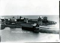 Berry's Point, Fortunes Rocks, circa 1910