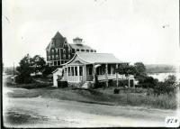 Hotel Rox, Fortunes Rocks, ca. 1915