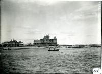New Hotel Tannesau, Fortunes Rocks, 1909