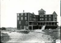 New Tannesau Hotel, Fortunes Rocks, 1909