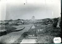 Ruins of Hotel Tannesau, Biddeford, ca. 1908