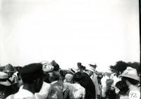 William Howard Taft, Biddeford Pool, July 28, 1910