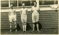 Patients, Western Maine Sanatorium, Hebron, 1929