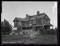 Gov. Baxter's residence on Mackworth Island, 1922