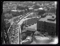 Aerial view, Portsmouth-Kittery Bridge, 1923