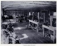 Shop, Camp Mechano, South Casco, ca. 1924
