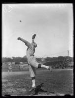 Lefty Leid, Portland Green Sox, 1925