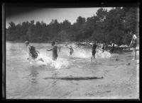 Boy Scouts, North Sebago, 1921