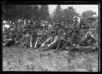 Scout encampment, Falmouth Foreside, 1921
