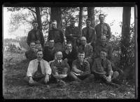 Boy Scout leaders, Falmouth Foreside, 1921