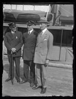 Donald B. MacMillan, Stanley Field, Wiscasset, 1926