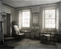 Sitting room, Wadsworth-Longfellow House, Portland, 1902