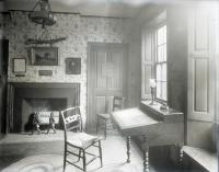Rainy day room, Wadsworth-Longfellow House, Portland, 1908