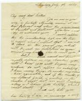 Hannah Pierce to brother, Fryeburg, 1814