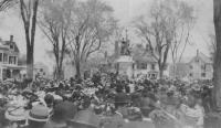 Saco Monument Dedication, 1907