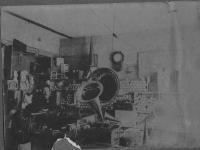 Interior of Saco Music Store, ca. 1897