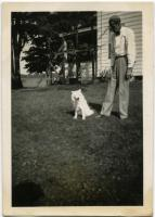 Frank Finley, Pownal State School, ca. 1940