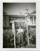 Richard Liberty, New Gloucester, ca. 1945