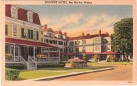 Belmont Hotel, Bar Harbor, ca. 1920