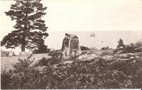 Champlain Mountain, Seal Harbor, ca. 1930