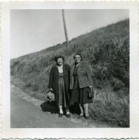 Bernice Childs, Edith Young, ca. 1955