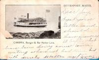 Cimbria, Bucksport, ca. 1903