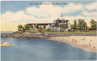 Hotel Bar Harbor, Bar Harbor, 1951