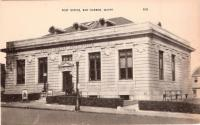 Post Office, Bar Harbor, ca. 1948