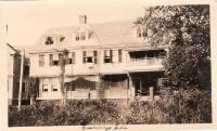 Sunny Side Cottage, Bar Harbor, ca. 1900