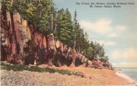 The Ovens, Mt. Desert Island, 1940