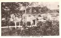 The Willows, Bar Harbor, ca. 1920