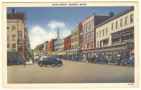 Main Street, Bangor, ca. 1946