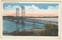 Carleton Bridge, Bath, ca. 1927