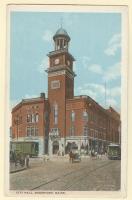 City Hall, Biddeford, ca. 1900