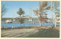 Deer Isle-Sedgwick Bridge, ca. 1950