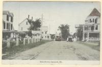 Main Street, Ogunquit, ca. 1920