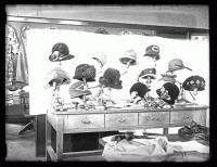 Student hats, Portland, 1924