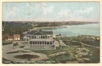 Cape Cottage Casino, Cape Elizabeth, ca. 1908